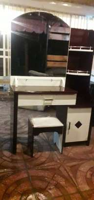 Imported Bed With Dressing Table