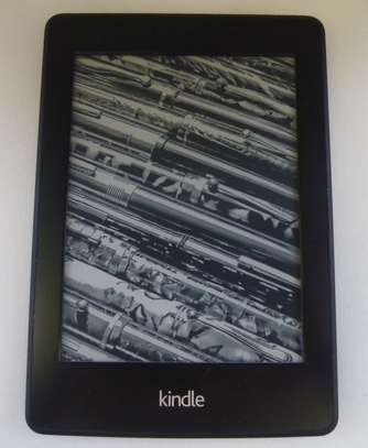Amazon Kindle Paperwhite with 200 Classic Books Stored