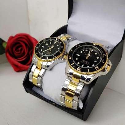 Rolex Couple Watch (Valentine Gift) image 2