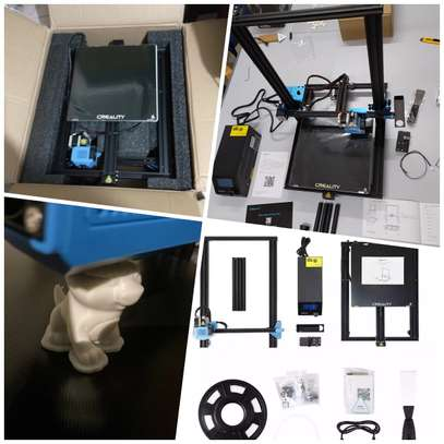 CREALITY CR-10 V3 3D Printer; Size 300*300*400mm, TMC2208 Silent Mainboard, Resume Printing, BL touch Optional image 9