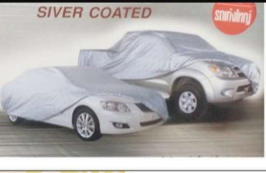 Car body cover (PVC)