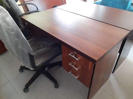 New Office Table With Chair image 1