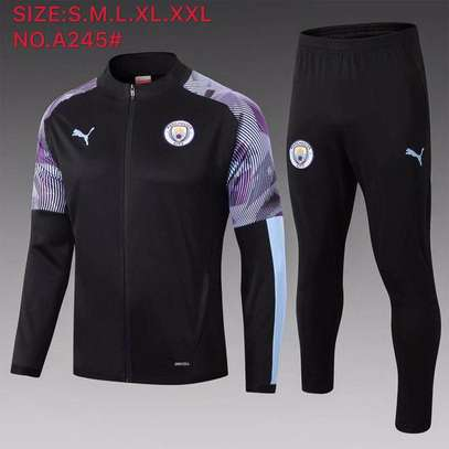 Manchester City 19/20 Tracksuit