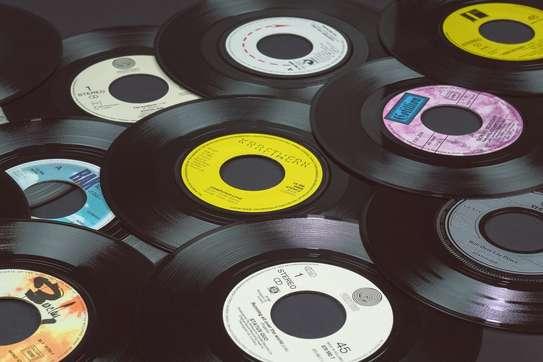 vinyl records image 1