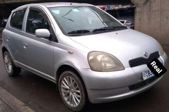 2001 Model Toyota Vitz image 3
