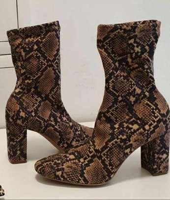 High Heel Women Boots