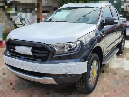 2020 Model Ford Ranger