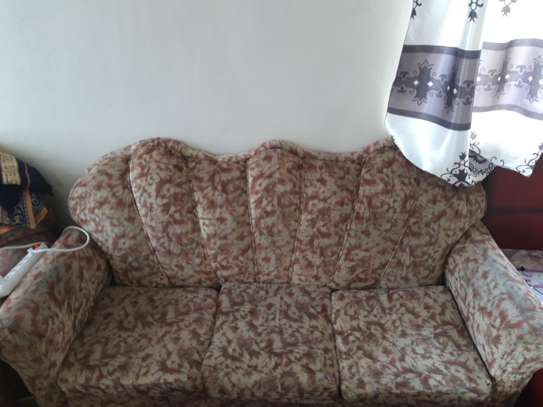 Old fashion sofa