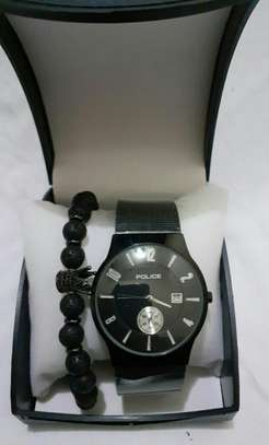 police Classic Watch For Gentleman