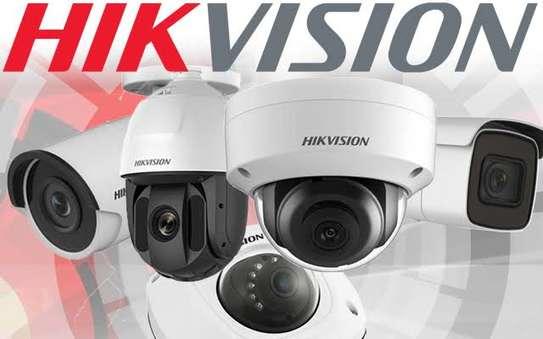 CCTV, Security Camera IP Hikvision