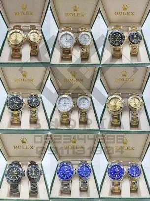 Rolex Watch Couple watch