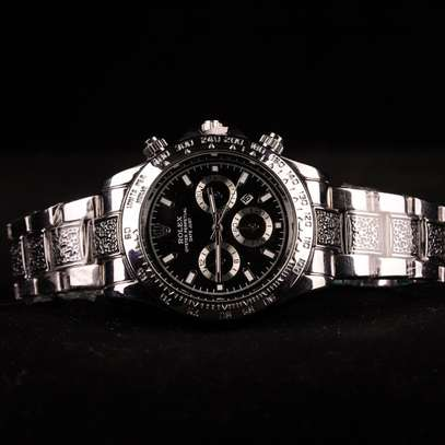 New Rolex Chronograph Watch image 6