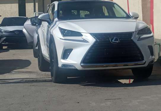 2020 Model Lexus LX 300 H image 2