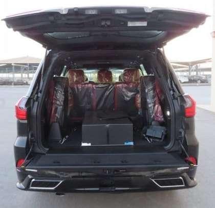 2021 Model Lexus LX (Duty Free) image 5