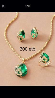 3 Pcs Gemstone Jewelry image 1