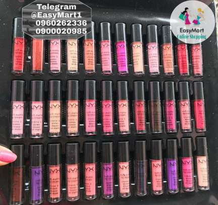 36 Pis NYX Lip Lip-Gloss