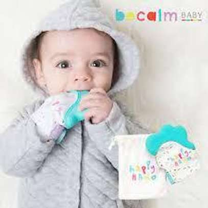 Babies One Hand Teether Gloves