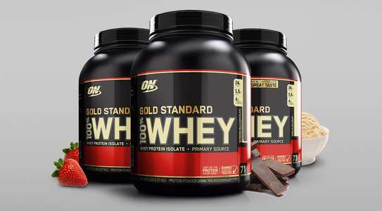 Whey Protein- Golden Standard