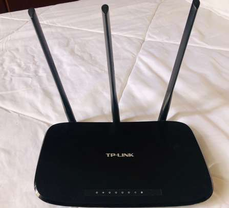 TP-LINK 450Mbps wireless N router
