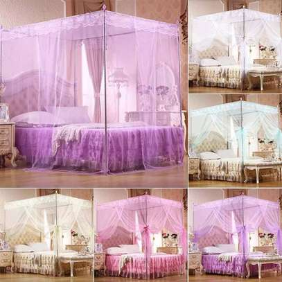luxury Bed Canopy Dome Hanging Mosquito Net image 5