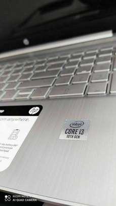 Hp Core i3 10th Generation Laptop image 1
