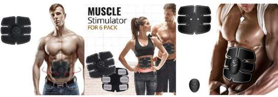 Muscle Simulator For Six Pack