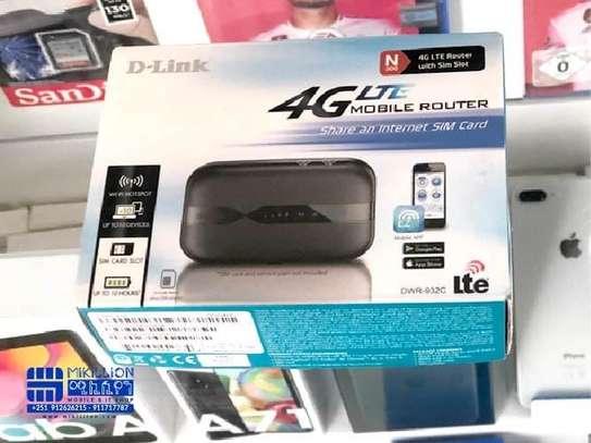 DLINK 4G Wireless Router