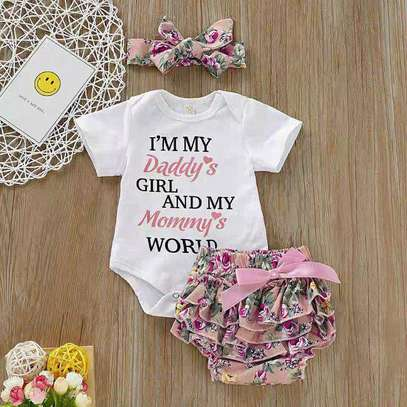 Baby Girl Full Cloth