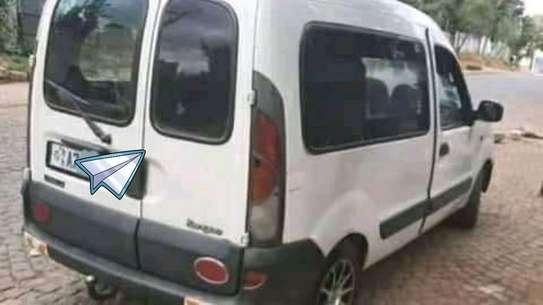 2000 Model Renault Kangoo image 1