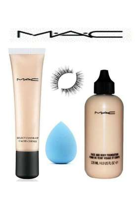 Mac Set Of 4  Combo For Face