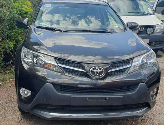 2014 Model Toyota Rav4