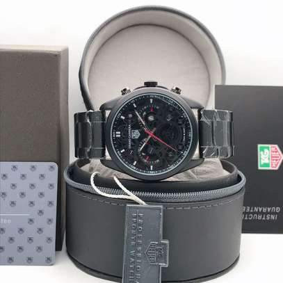 Tag Heuer Grand Carrera CR7 Watch For Men