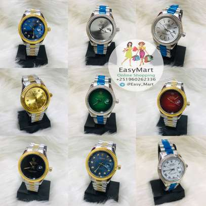 Men Watch With Box image 1