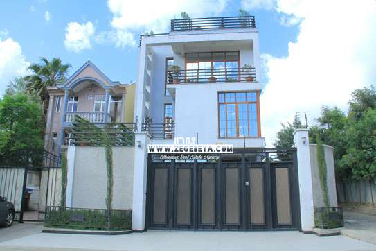 Fully Furnished House For Rent At Bole : ZG-6833