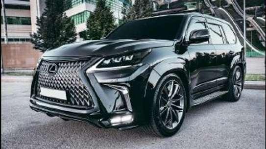 2021 Model Lexus LX570 image 1