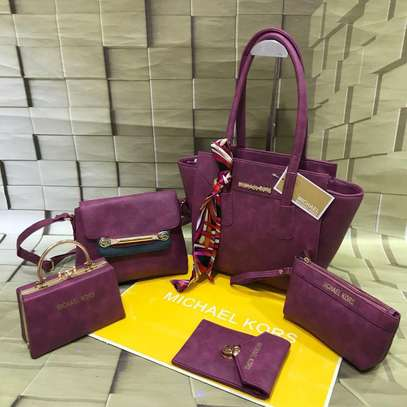 New Model & Design Mk Combo Handbag image 1