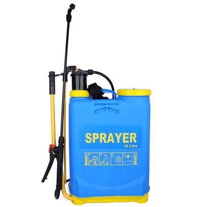 Knapsack Hand Pressure Sprayer image 1