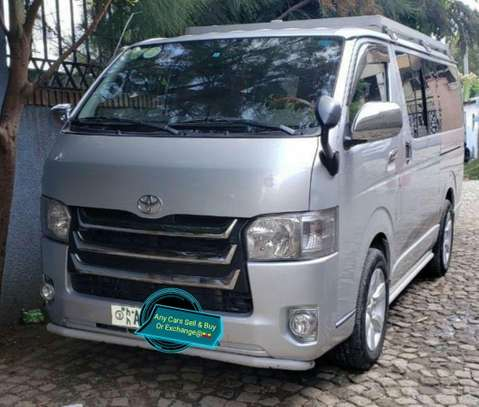 2007 Model-Toyota Hiace