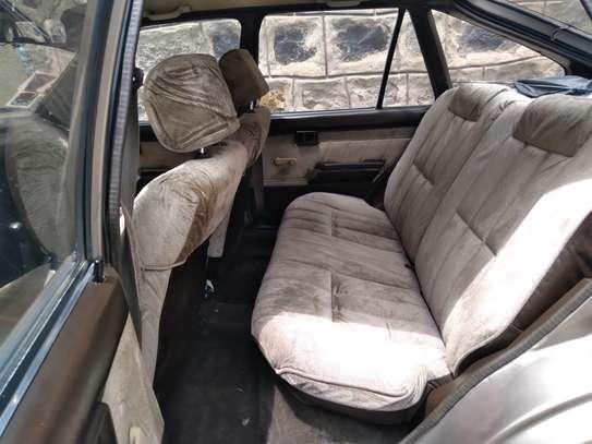 1986 Model-Toyota Liftback GL image 1
