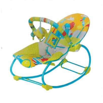 Mastela Baby To Toddler Rocker