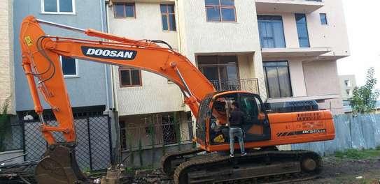 2015 Model Excavator Doosan