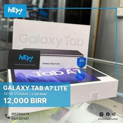 Galaxy Tab A7 Lite image 1