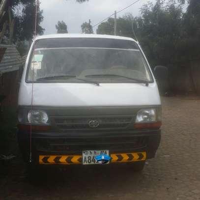 1987 Model-Toyota Minibus