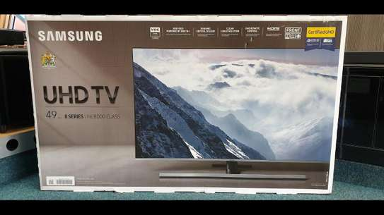 Samsung 55 Inches Curved Screen TV