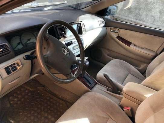 2003 Model Toyota Corolla image 4