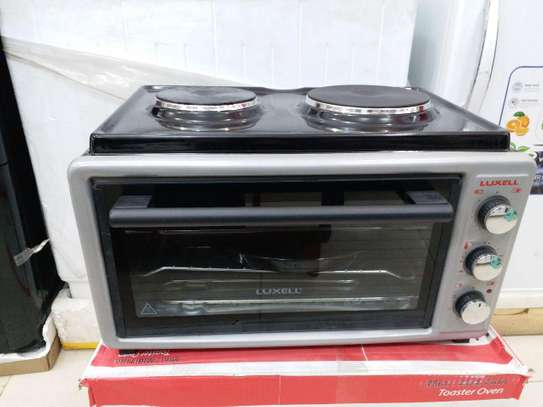 Luxell Oven