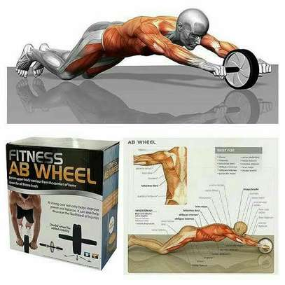 The AB Wheel Roller image 1