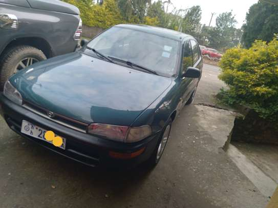 1993 Model-Toyota Corolla XLT Limited image 9
