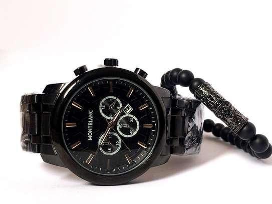 Montblanc Watch+Bracelet