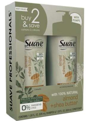 Suave Professional Shampoo and Conditioner